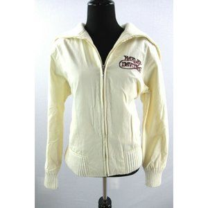 Harley Davidson Ivory Cream Lightweight Jacket